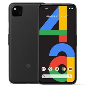 Google Pixel 4a - New Unlocked Android Smartphone - 128 GB of Storage - Up to 24 Hour Battery - Just Black 並行輸入品