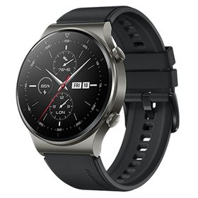 HUAWEI Watch GT2 Pro Nebula Gray/スマートウォッチ/長時間バッテリー/音楽保存・再生【日本正規代理店品】 グレー 文字盤サイズ46mm
