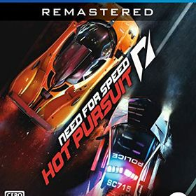 Need for Speed:Hot Pursuit Remastered - PS4 PlayStation 4