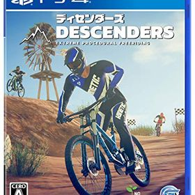 Descenders(ディセンダーズ) - PS4 PlayStation 4