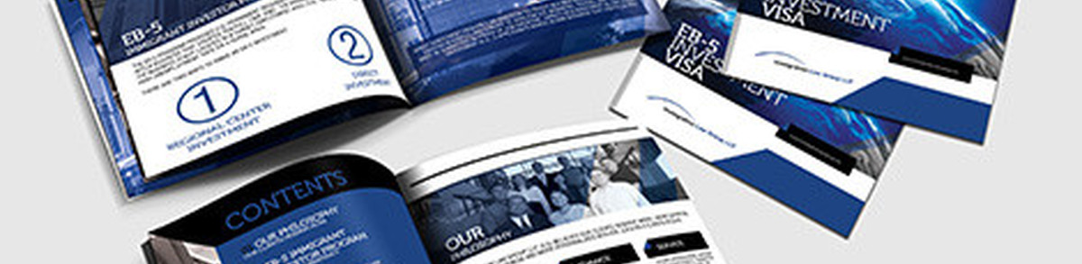 ILG Brochure Design
