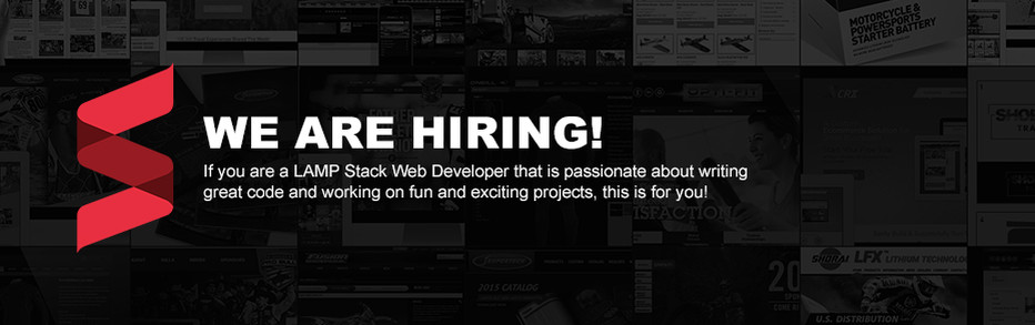LAMP Stack Web Developer