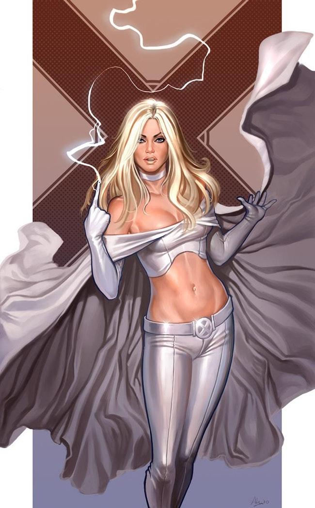 59c86e12b3414   - Les héroïnes de bandes-dessinées les plus sexys