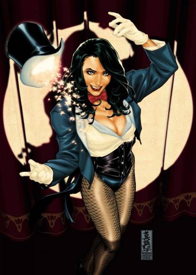 59c86e5368725   - Les héroïnes de bandes-dessinées les plus sexys