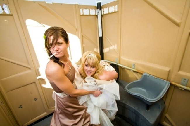 59d260f23c88d   - 30 photos hilarantes de mariages à la campagne