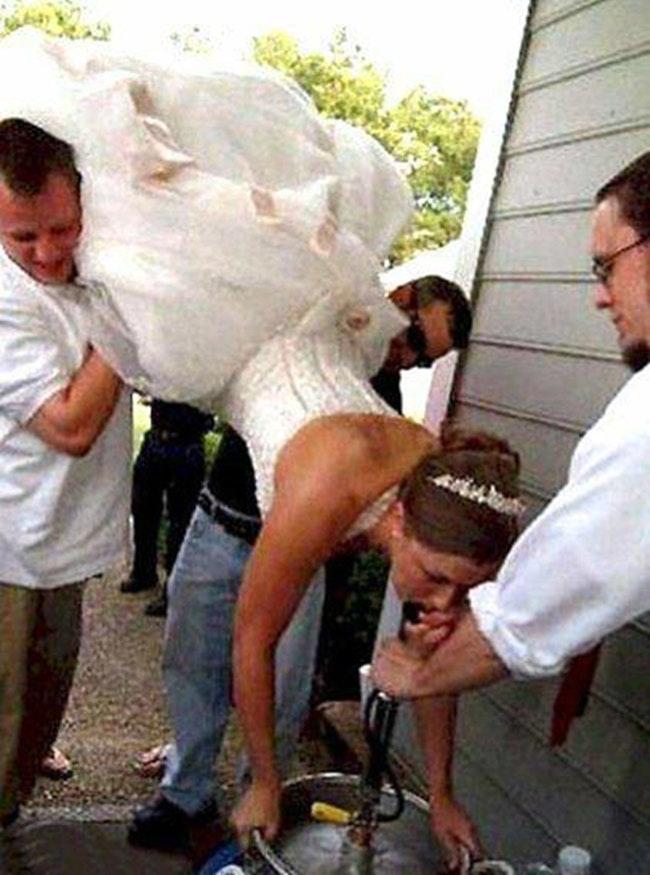 59d260f9ef547   - 30 photos hilarantes de mariages à la campagne