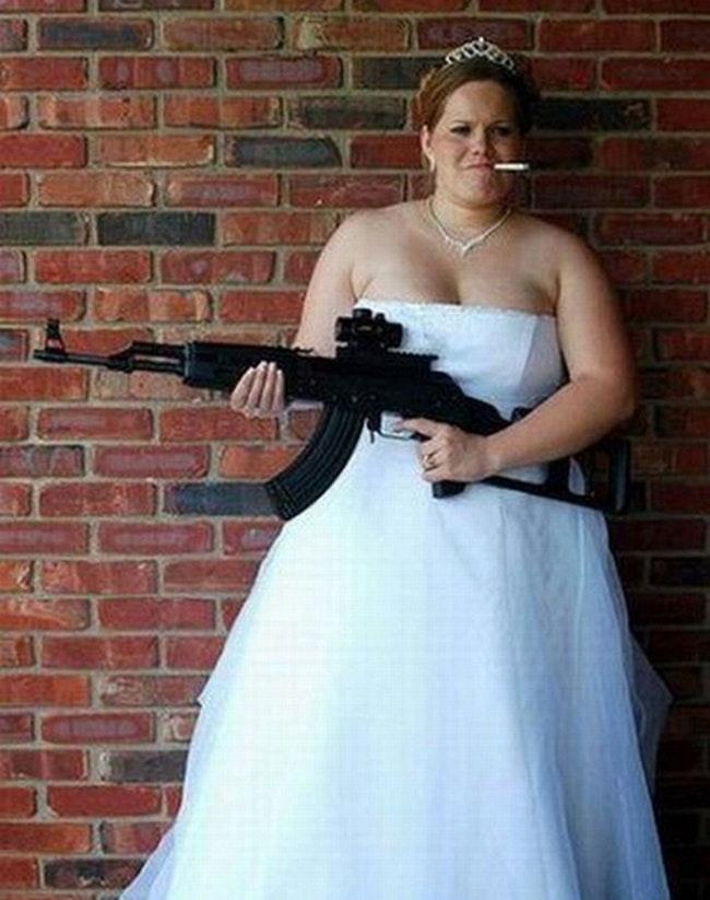 59d2610a03a64   - 30 photos hilarantes de mariages à la campagne