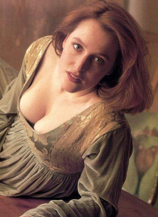 59f0e7fdc49bd   - Les photos de Gillian Anderson les plus sexy