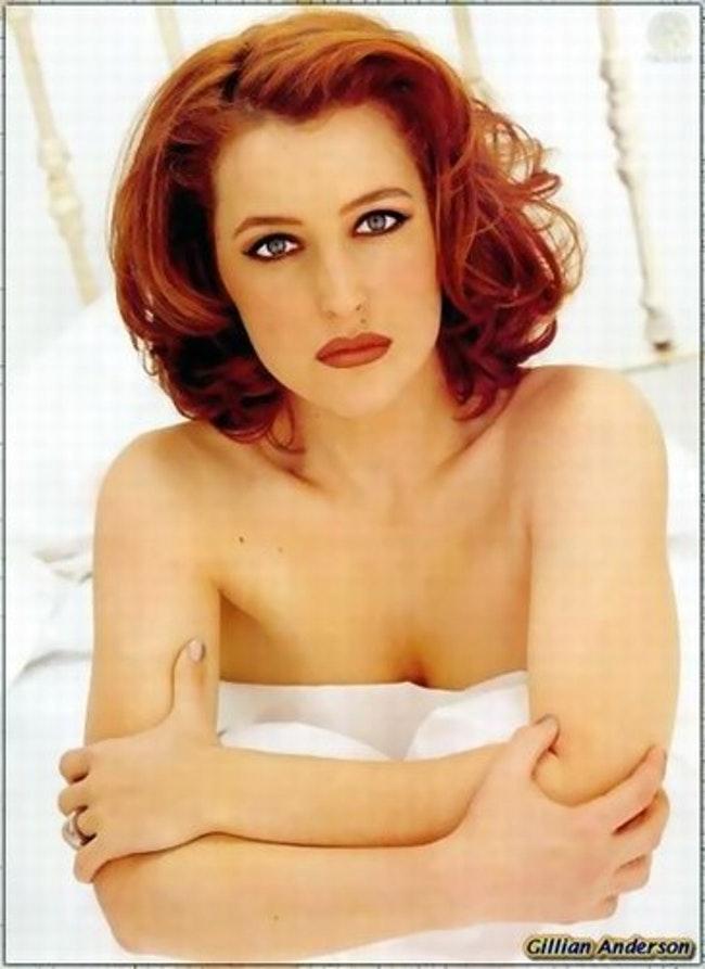 59f0e813c5c61   - Les photos de Gillian Anderson les plus sexy