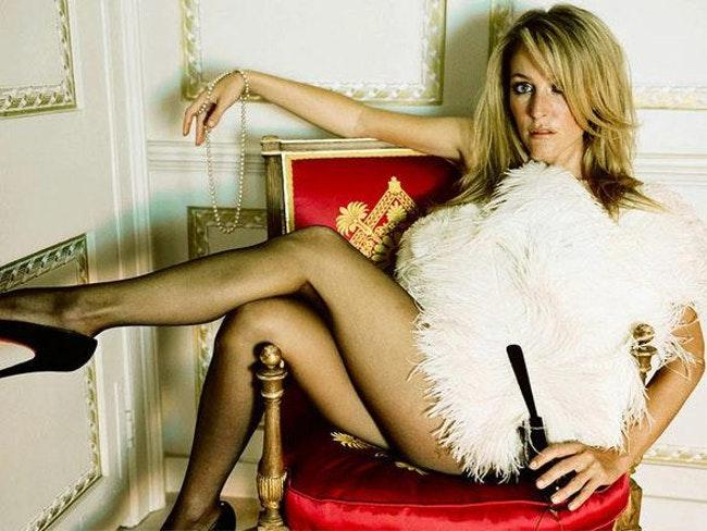59f0e816207a5   - Les photos de Gillian Anderson les plus sexy