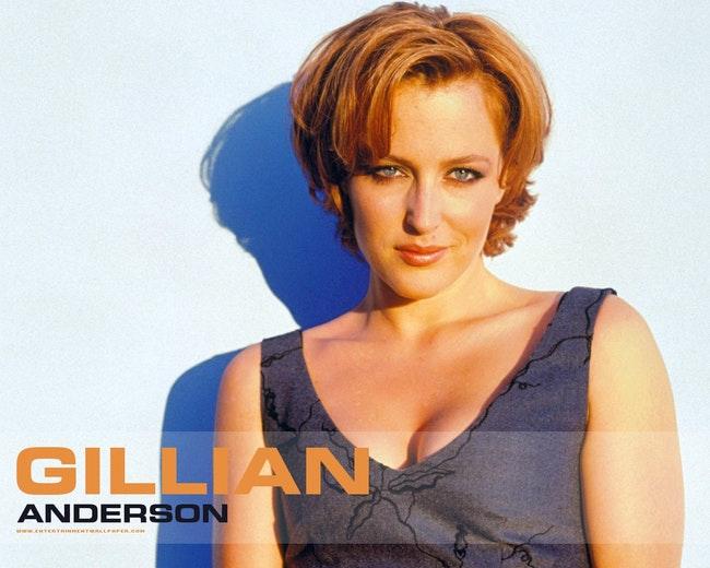 59f0e818c071e   - Les photos de Gillian Anderson les plus sexy