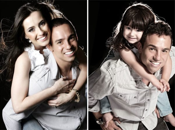 316 600x449 - His Wife Dies In A Car Crash. 5 Years Later, Look Who Replaced Her In The Photo
