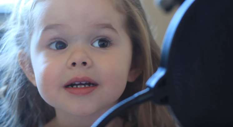 claire part of your world 3 - When Her Dad Asked Her to Sing He Never Expected THIS!