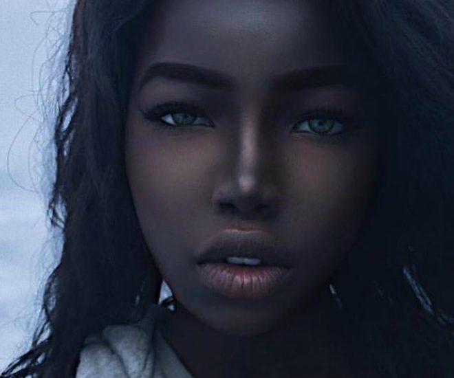 1 2 - Qui est «la barbie noire» qui affole le net?