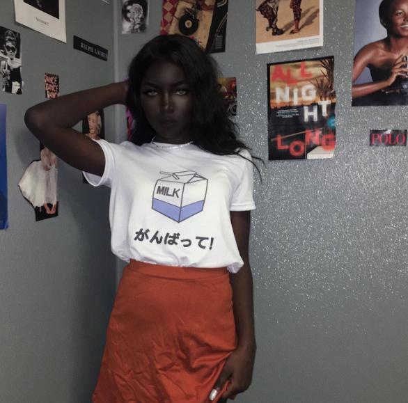 3 1 - Qui est «la barbie noire» qui affole le net?