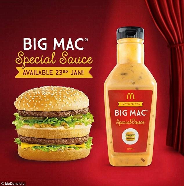 308bcc1800000578 0 image a 89 1453693287842 - La sauce du Big Mac, bientôt disponible en supermarché !