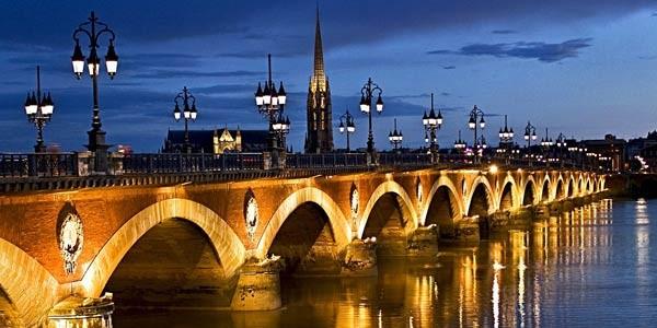 bordeaux bridge - Et voici les 3 villes de France où il fait bon vivre…Alors, on déménage quand?