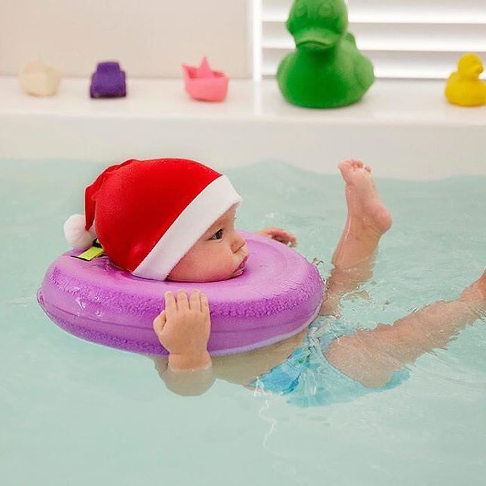 babies swimming pool baby spa perth australia 7 58cf89e4bc881  700 - Photos: Un spa australien a pour clients des…bébés !