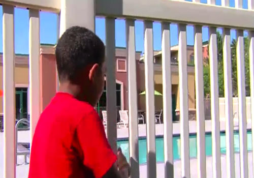 boy saves toddler 2 - 911 Receives Call About Toddler In Danger, Rushes To The Scene To Find The Unbelievable Truth!
