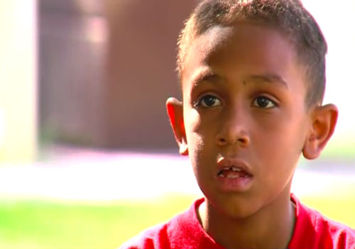 boy saves toddler 3 - 911 Receives Call About Toddler In Danger, Rushes To The Scene To Find The Unbelievable Truth!