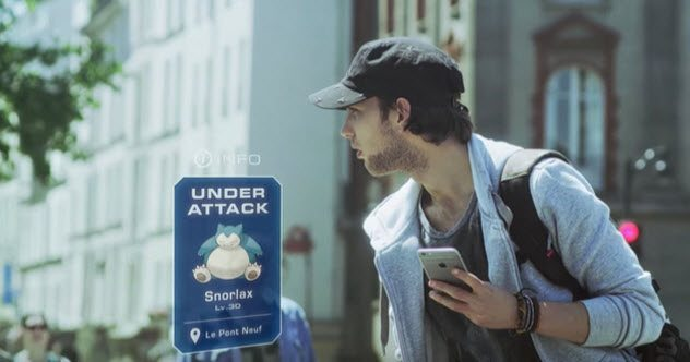 8 pokemon go crime - Top 10 des signes qui prouvent qu'une épidémie de zombies a déjà commencé