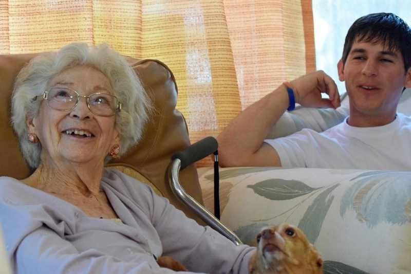90 year old woman home 3 - City Is About To Tear Down 90-Year-Old's Home, Then Kind Neighbor Saves Her