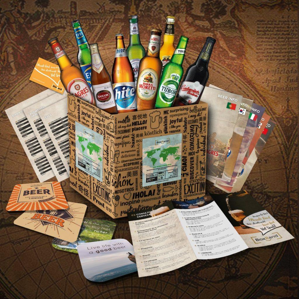 91uh2iflril  sl1465  1024x1024 - Le coffret des 9 bières du monde