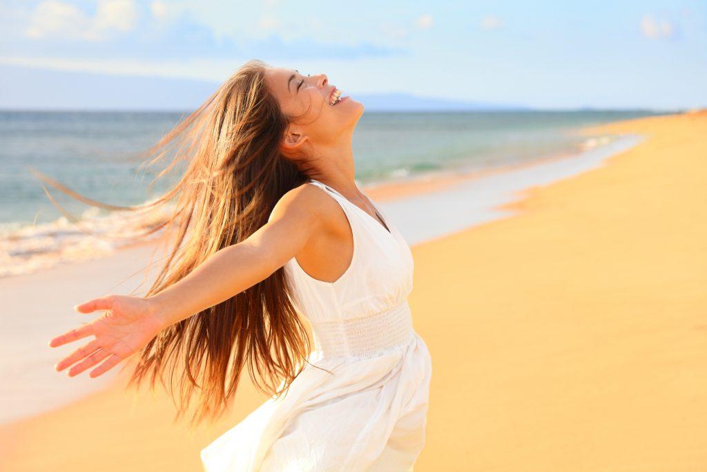 depositphotos 52887169 original 1024x683 - Selon les scientifiques, aller à la plage a 4 effets incroyables sur le cerveau