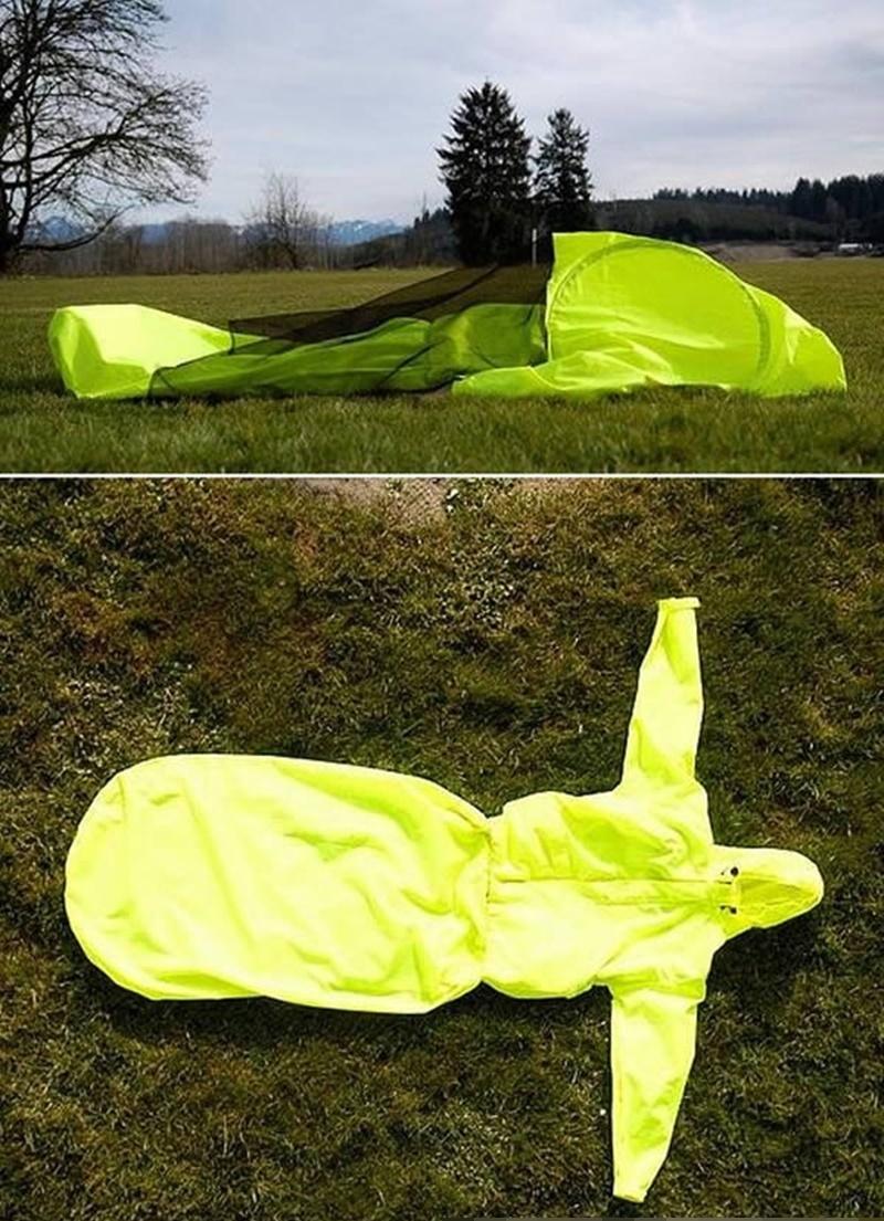 2 15 - 眠れないあなたにオススメ?「コンドーム型寝袋」など一風変わった寝袋を一挙公開!