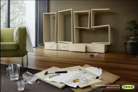 ikea oops - Pour tester votre couple, faites un tour chez Ikea