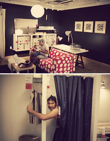 ikea what if you lived 1 - Pour tester votre couple, faites un tour chez Ikea