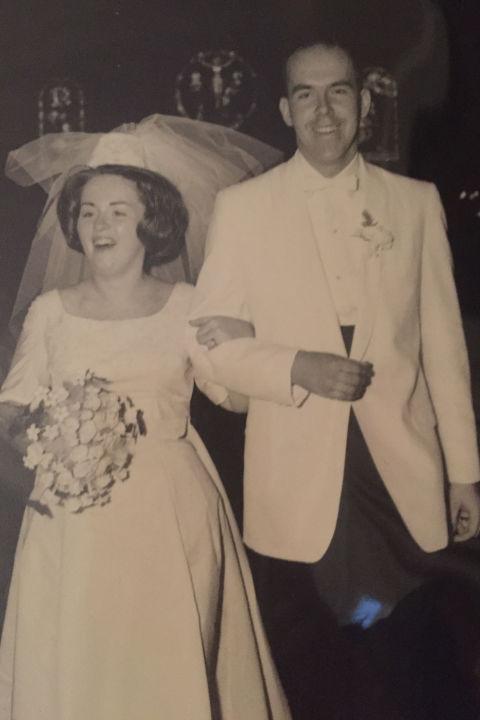 Maureen and Tom McEwan