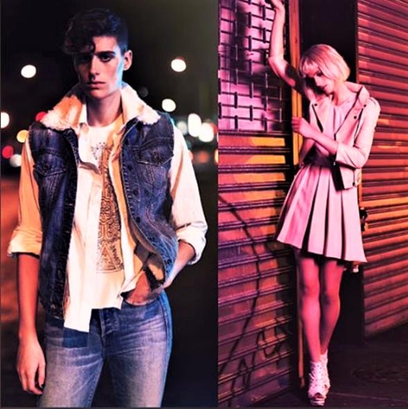 rain dove - Ce mannequin androgyne bouscule les codes de la mode