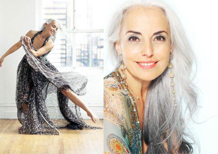yasmina rossi model - Cette mannequin de 61 ans vous révèle ses secrets de beauté !
