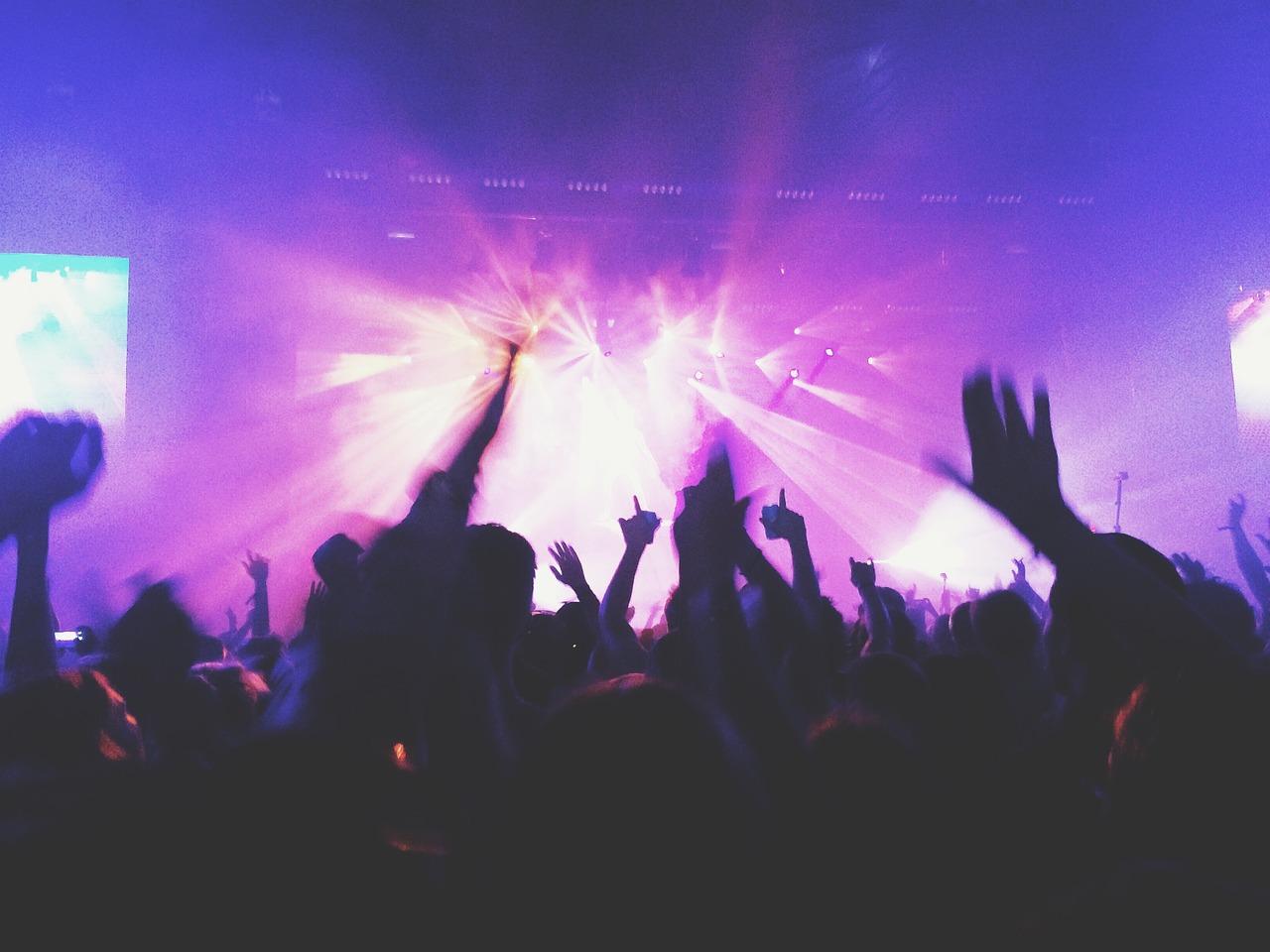 concert 1149979 1280 - あなたも出来る!クラブナンパでお持ち帰りできる方法まとめ
