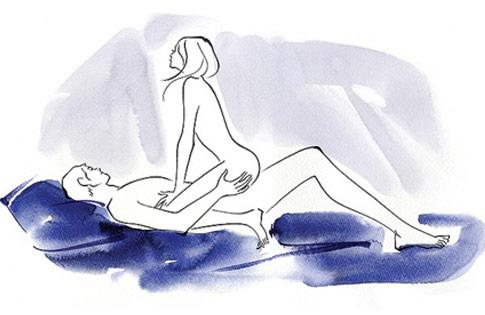 cowgirls helper  medium 4x3 - 【エロ情報】 セックスで最高に気持ちいい体位TOP10(男女別)