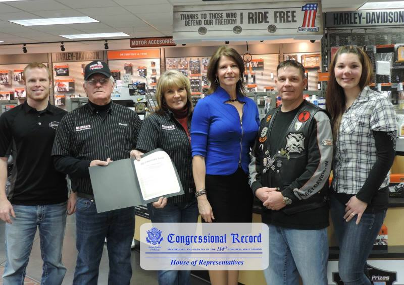 harley davidson late payment 3 - Harley-Davidson Refuses Military Wife's Late Check, But Then She Reads Their Letter