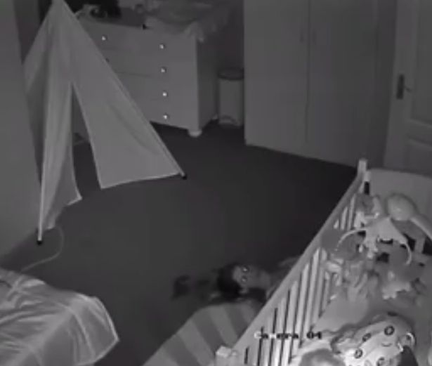 mother nursery room 3 - Dad Monitors Nursery Cam Footage But Stops After Seeing His Wife Dragged Away On The Floor