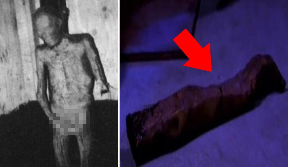 05f0ec4fbfbc6f7f06bf935ac911f927 600x800 4 - 70년 된 낡은 마네킹의 정체가 밝혀지고... 끔찍한 사실에 '경악'