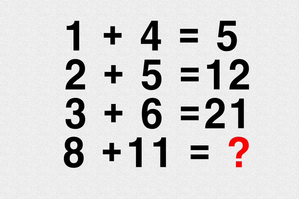 1 48 - SNSで話題になったクイズ、正解は二つ?
