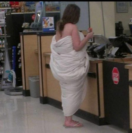 10 peopleofwalmart - 44 Funny Photos of the Strangest, Most Unusual Shoppers from Walmart