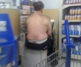 12 peopleofwalmart - 44 Funny Photos of the Strangest, Most Unusual Shoppers from Walmart