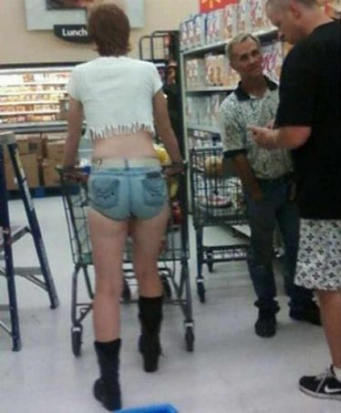 17 peopleofwalmart - 44 Funny Photos of the Strangest, Most Unusual Shoppers from Walmart