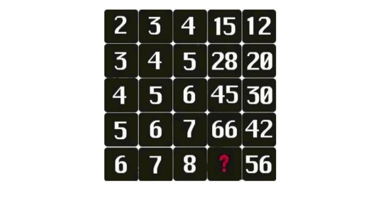 2 42 - 理系は3分以内、文系は解けない?!
