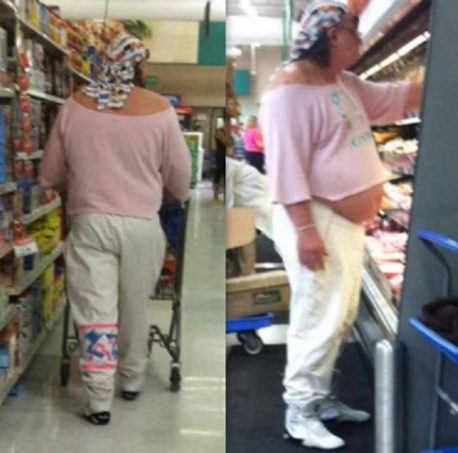25 peopleofwalmart - 44 Funny Photos of the Strangest, Most Unusual Shoppers from Walmart