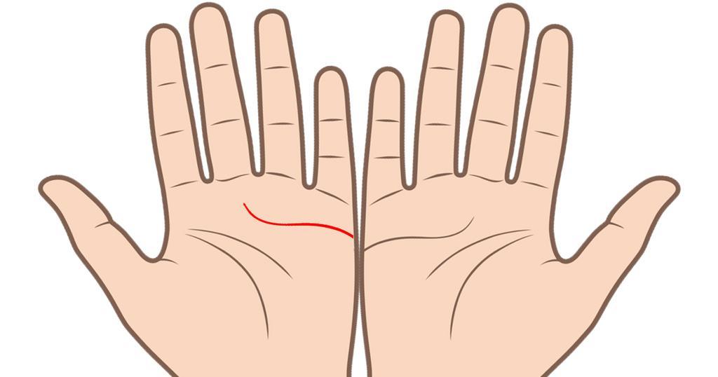 3 2 1 - 両手を広げれば、あなたの「結婚線」が見える