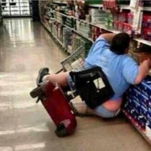 31 peopleofwalmart - 44 Funny Photos of the Strangest, Most Unusual Shoppers from Walmart