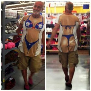 37 peopleofwalmart - 44 Funny Photos of the Strangest, Most Unusual Shoppers from Walmart