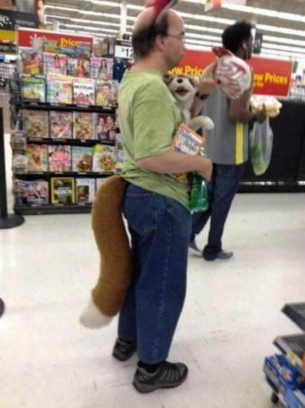 39 peopleofwalmart - 44 Funny Photos of the Strangest, Most Unusual Shoppers from Walmart