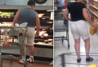 40 peopleofwalmart - 44 Funny Photos of the Strangest, Most Unusual Shoppers from Walmart